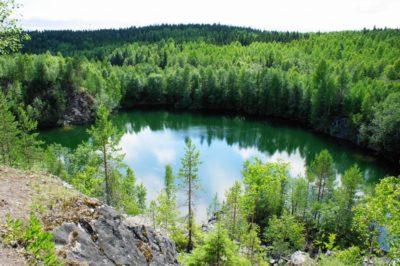 Карелия озеро